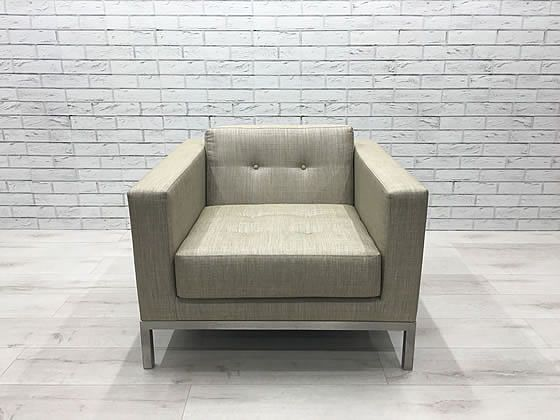 Used Hitch Mylius 'HM26a' armchair.