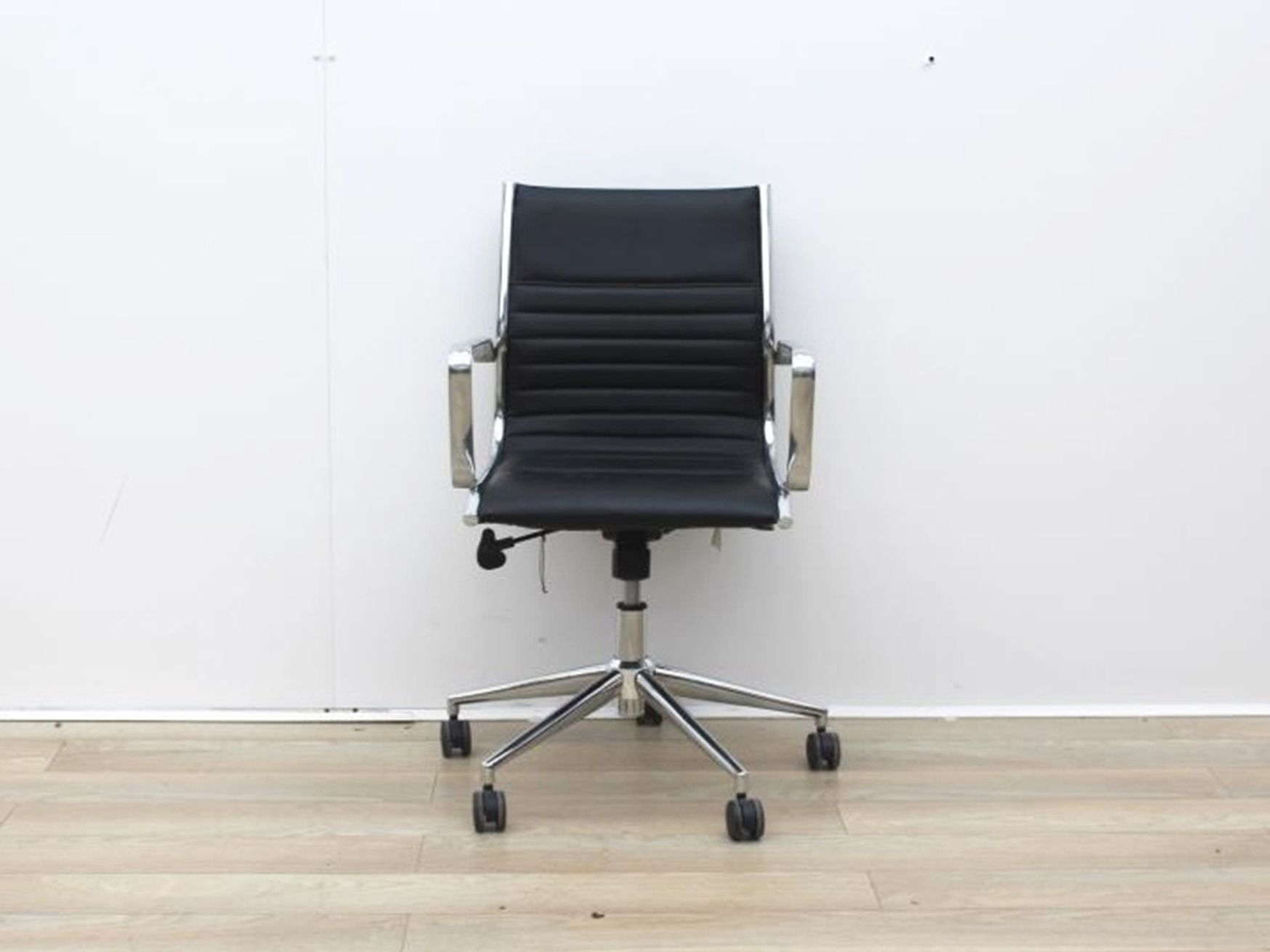 Used Faux Leather Executive Chair