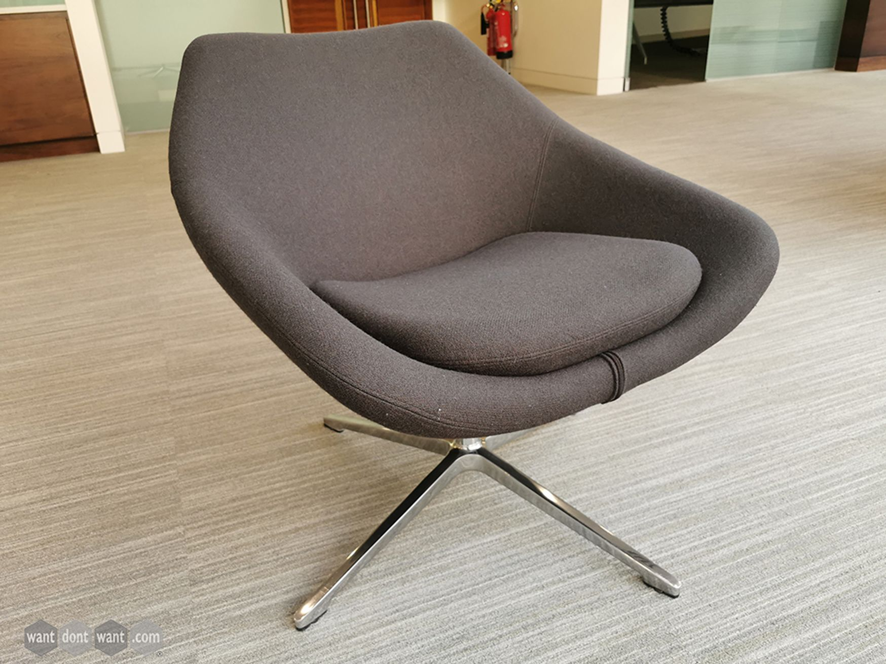 Used Allermuir 'Open A640' Lounge Chair