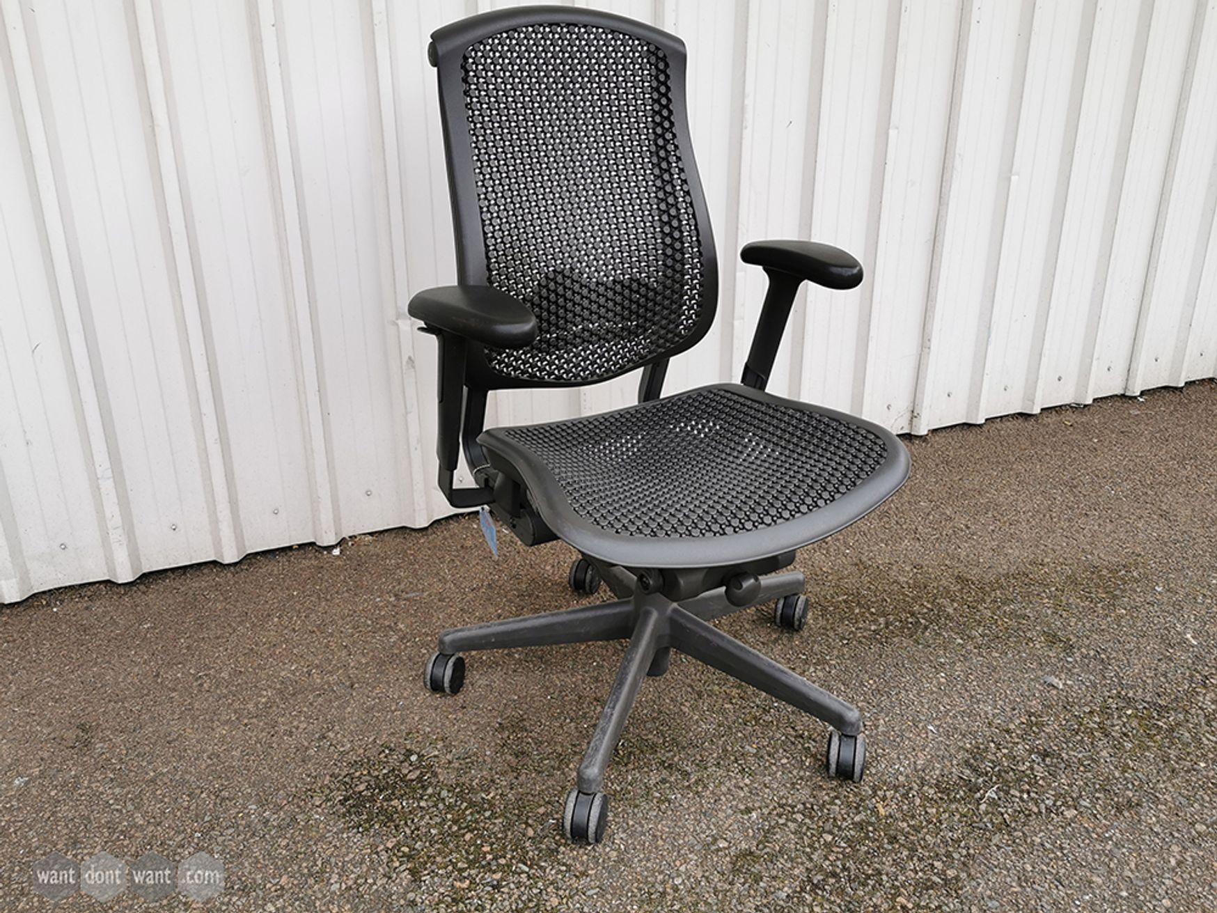 Used Herman Miller Celle Operator Chair