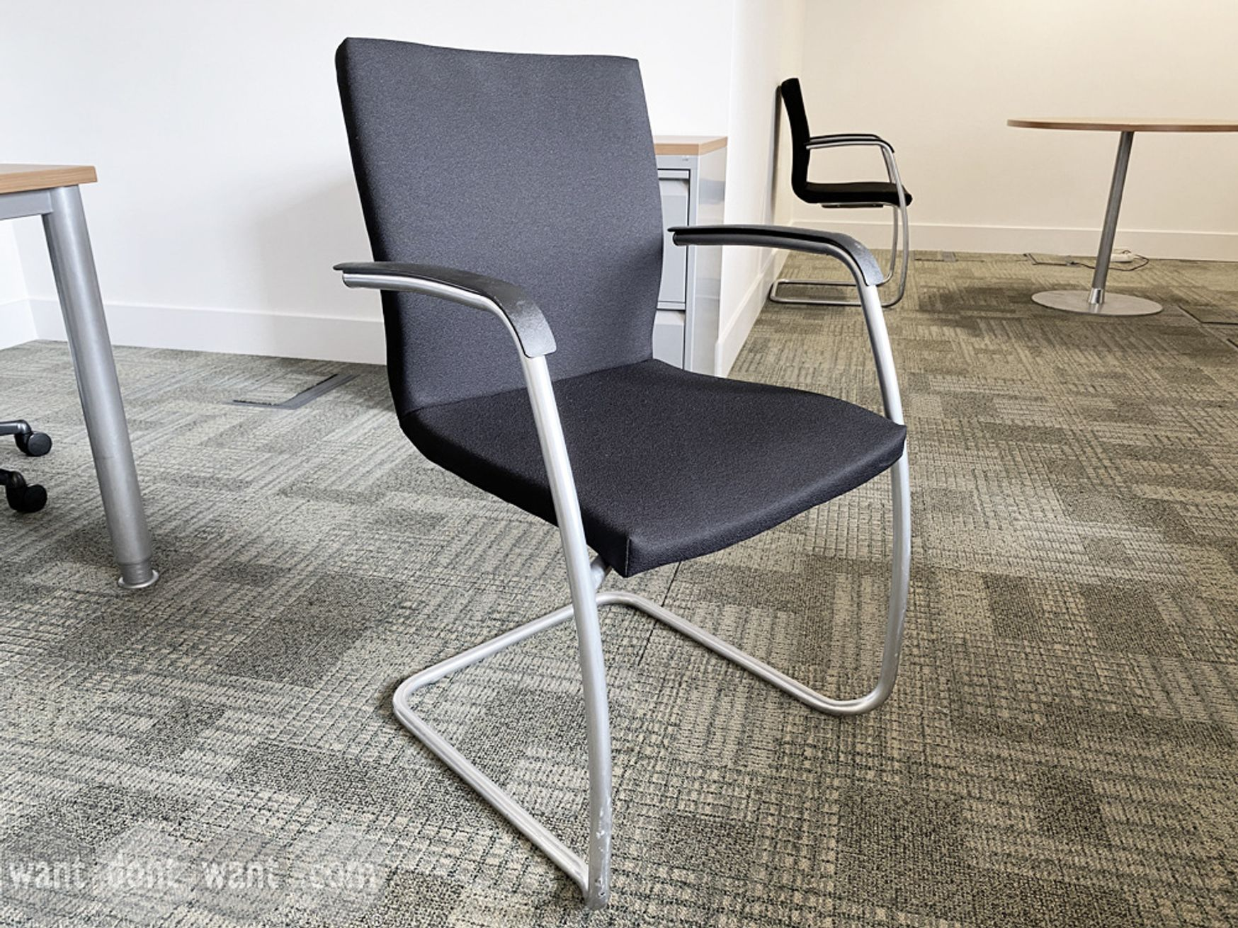 Used Connection 'Team' meeting chairs