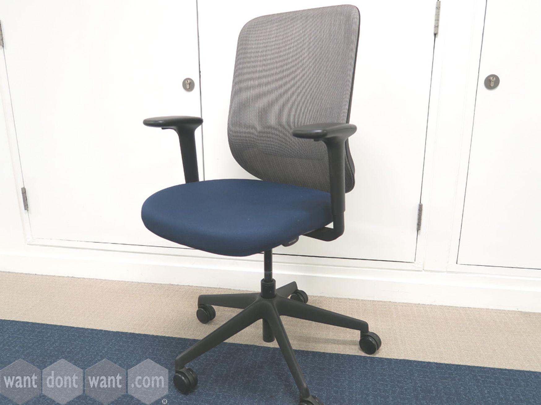 Used Orangebox Do Mesh Back Operator Chair