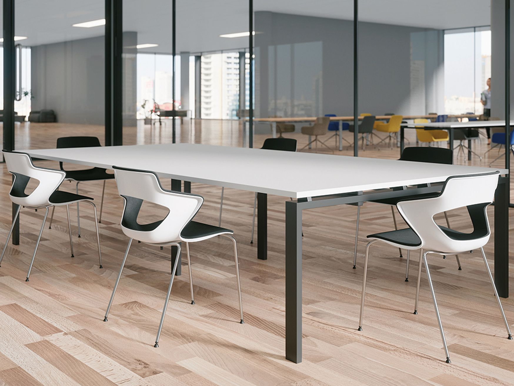 Brand New Boardroom Meeting Tables