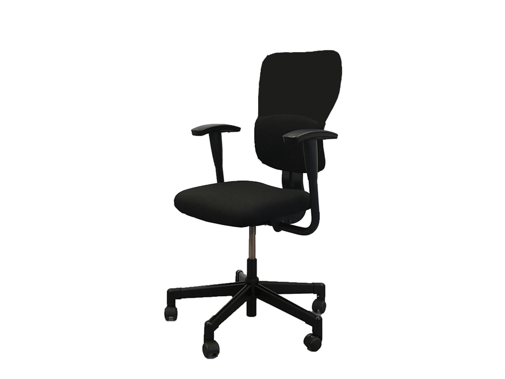 Excellent refurbished Steelcase 'Lets B' task chairs.