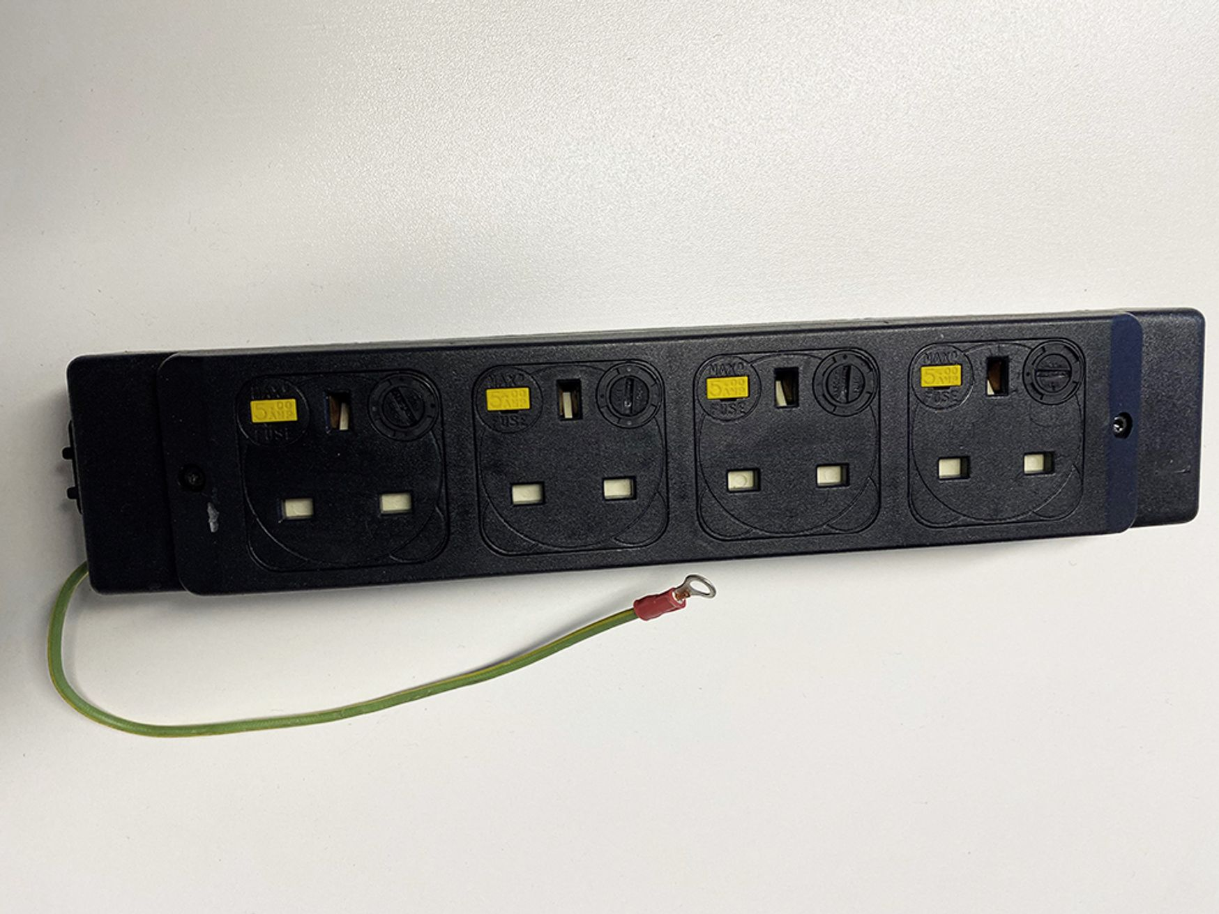 Used 4 Gang Individually Fused Power Modules