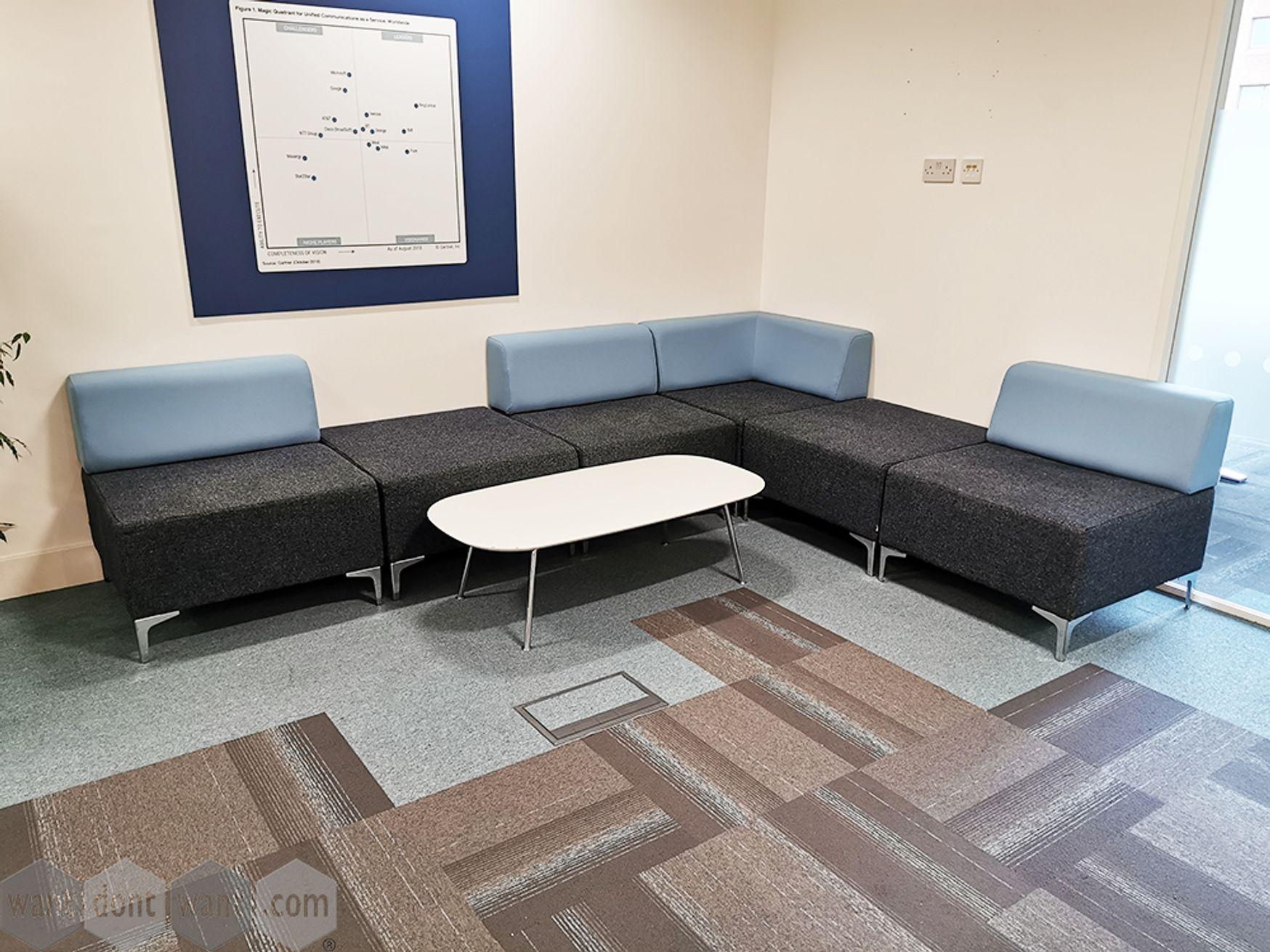 Used Elite Modular Sofa