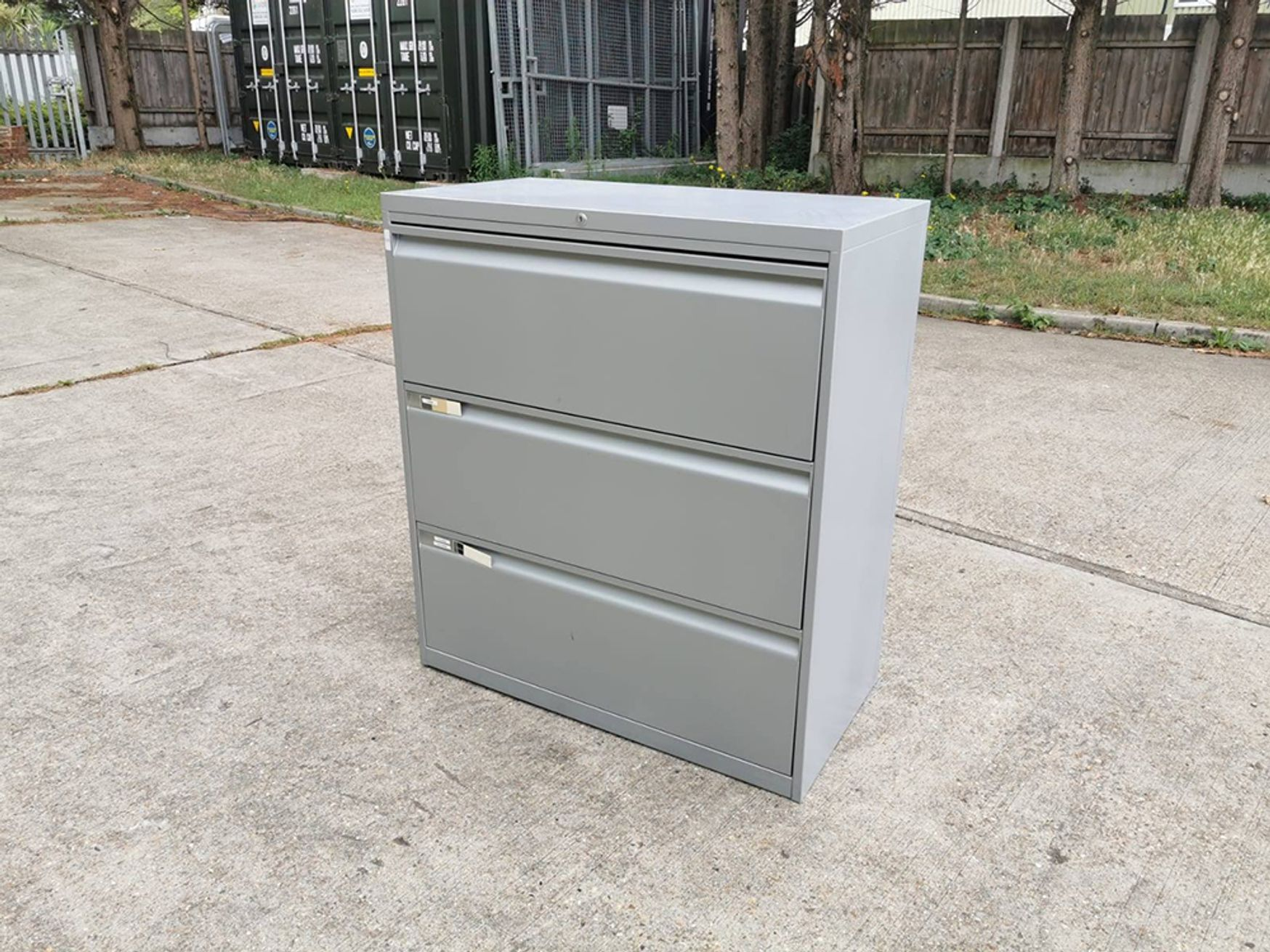 Used 3 Drawer Side Filer