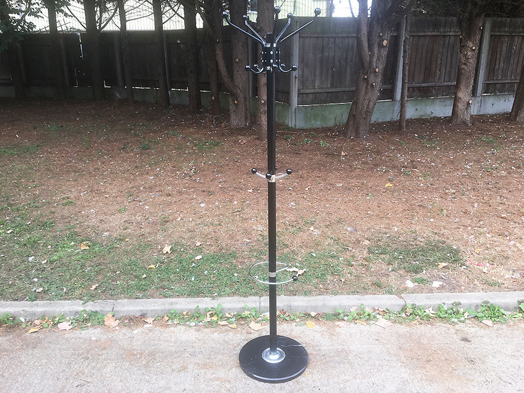 Used Hat Coat Stand