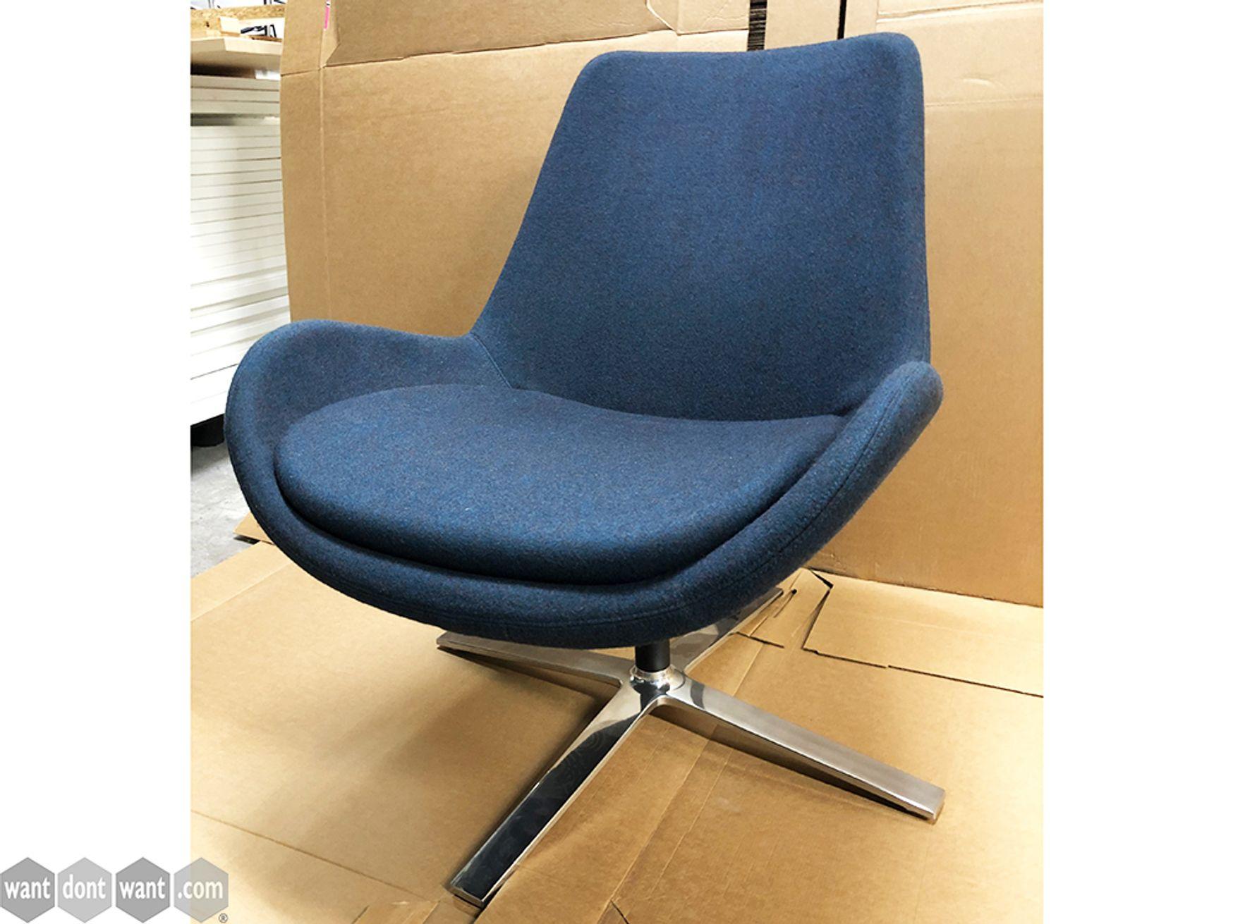 Used Orangebox 'Avi 01' Reception Lounge Chairs