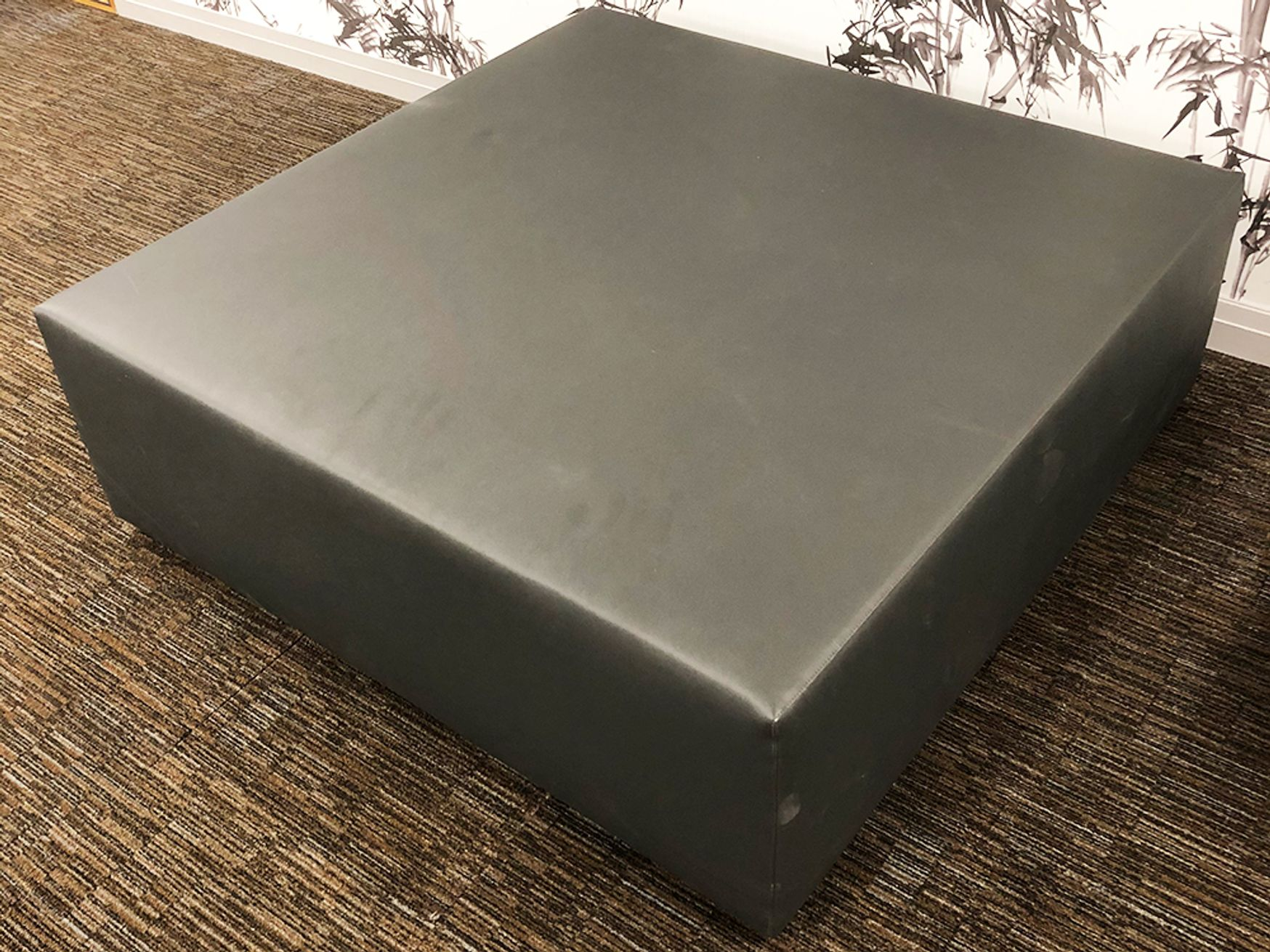 Used Marelli Soft Seating Square in Black