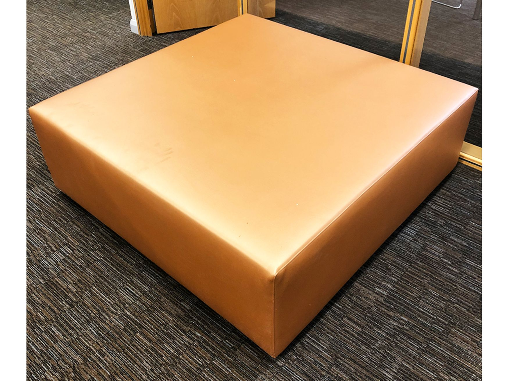 Used Marelli Soft Seating Square in Brown