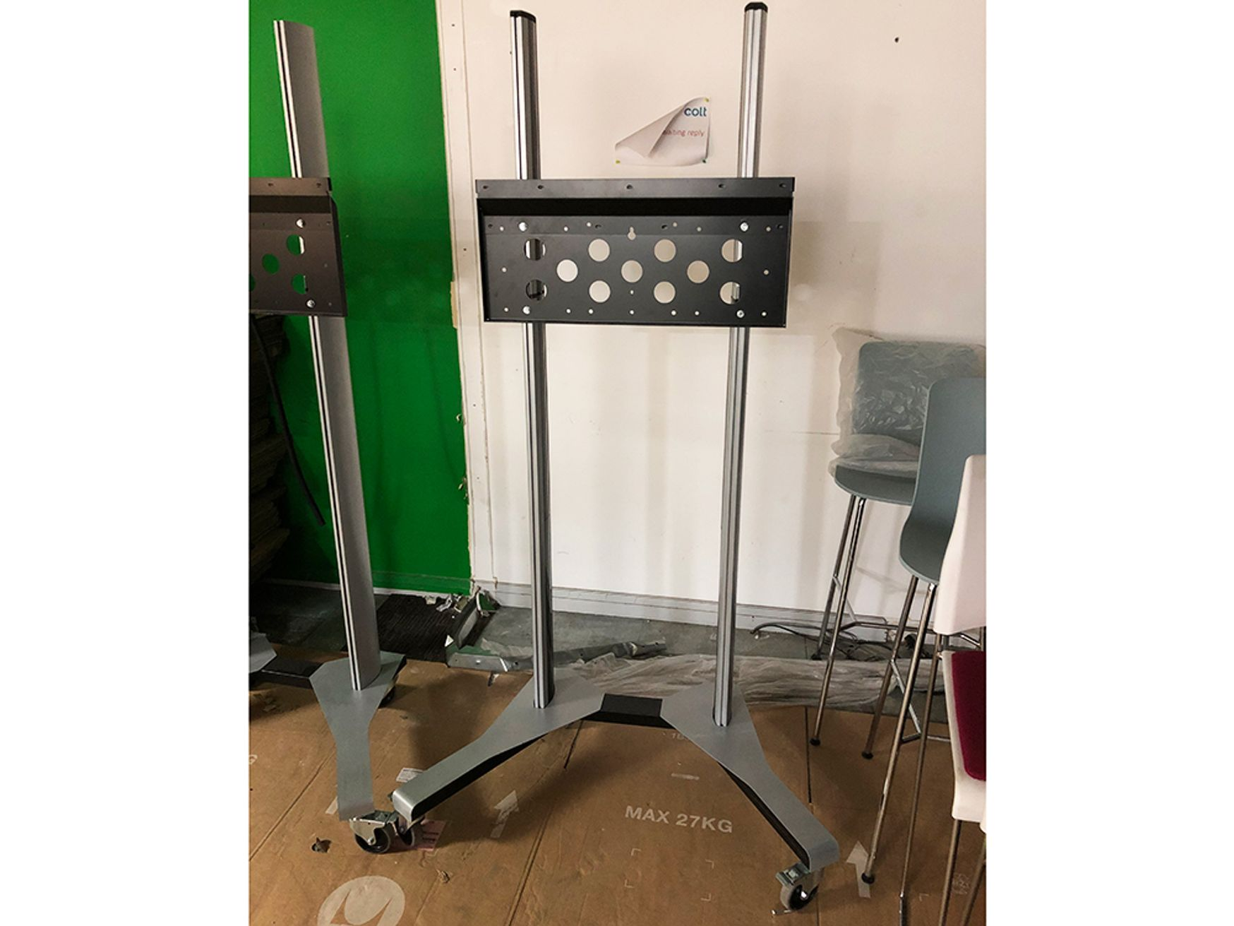 Used Mobile Monitor Stand
