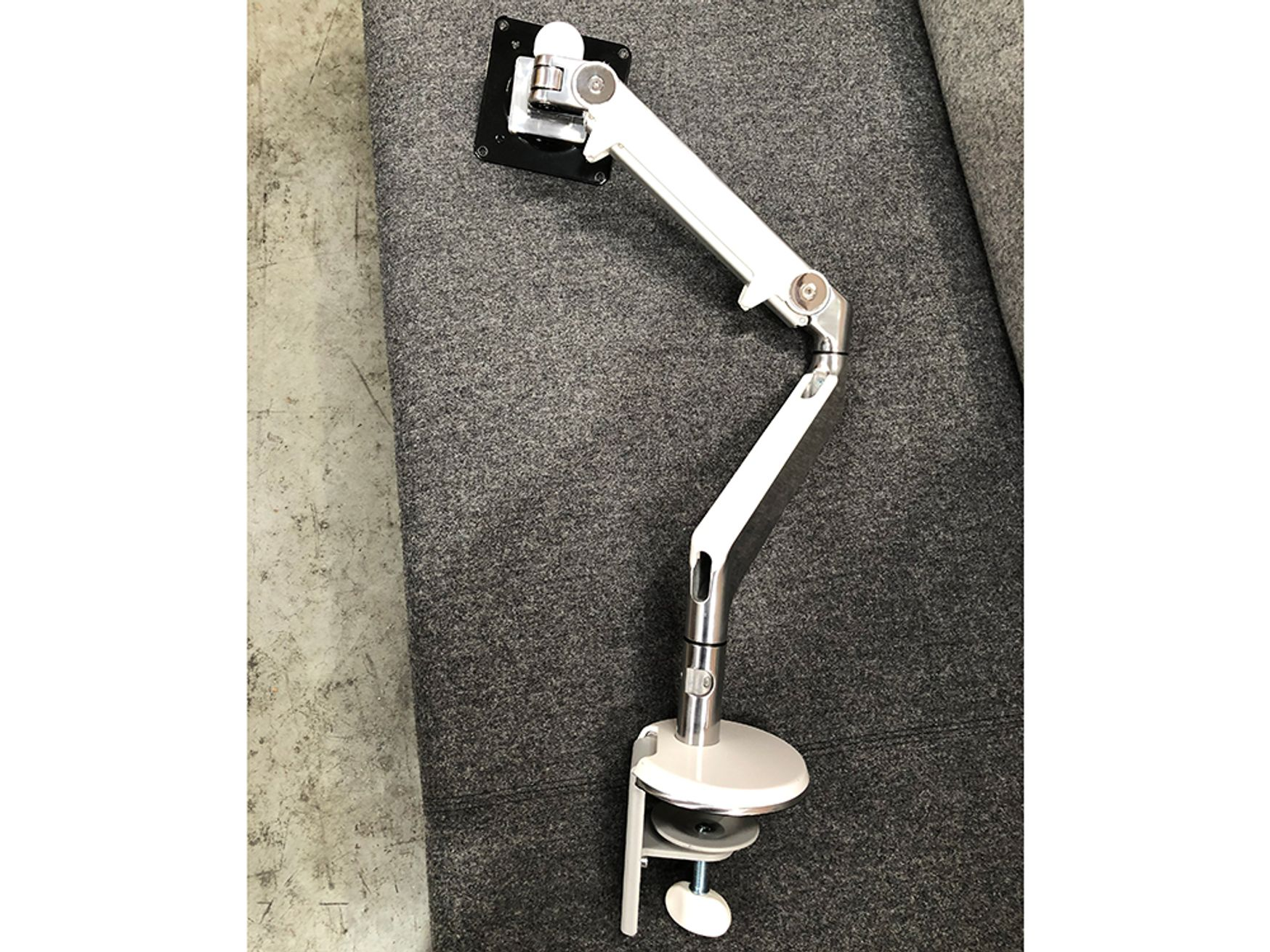 Used Humanscale M2 Monitor Arms