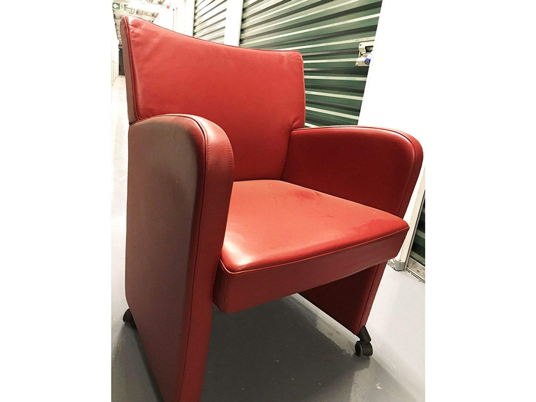 Used Kinnarps Remus Conference Chairs