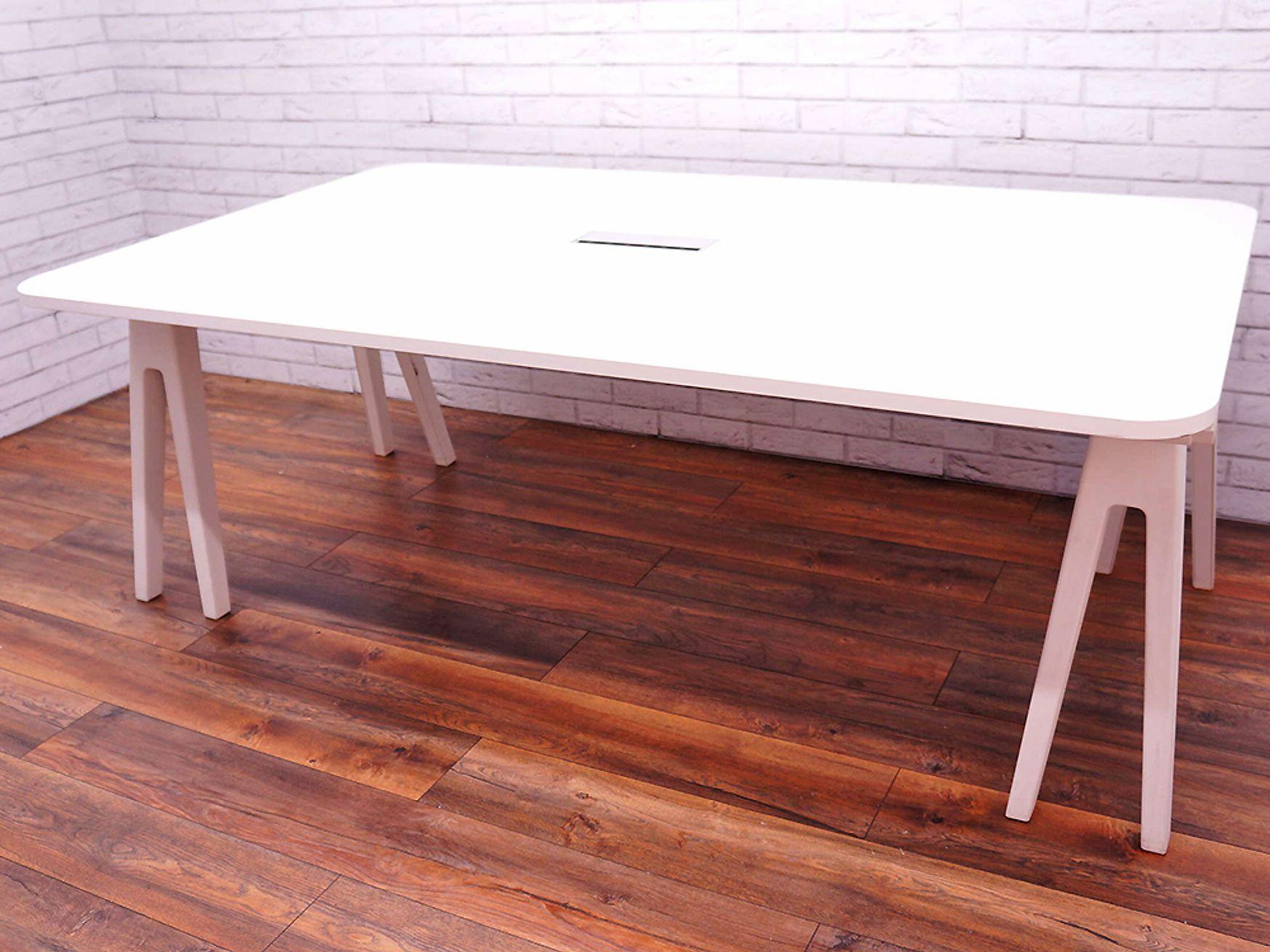 Vitra Joyn Used 4 Person Desk/Table