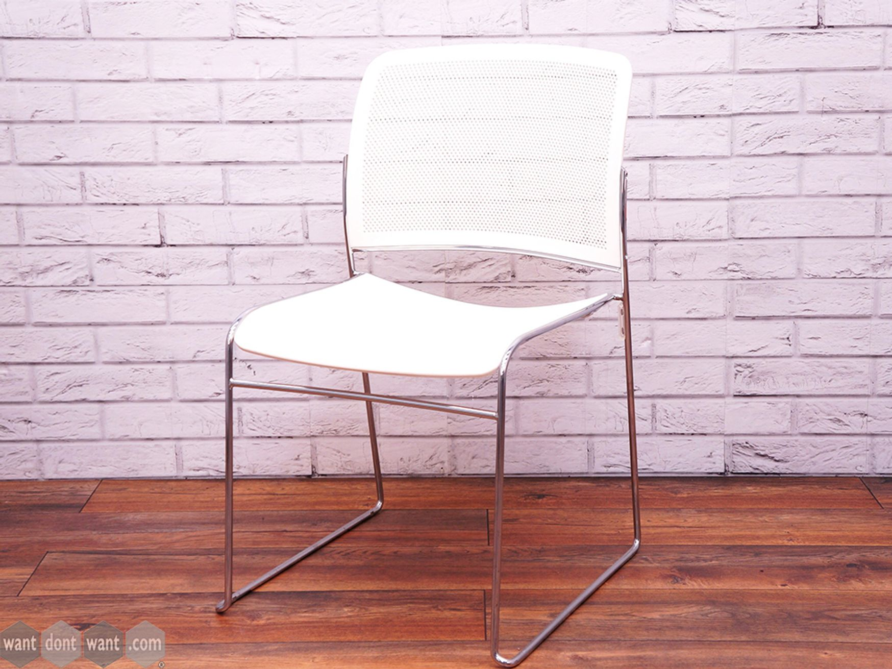 Used Boss Design Starr Multi Purpose Stacking Chair
