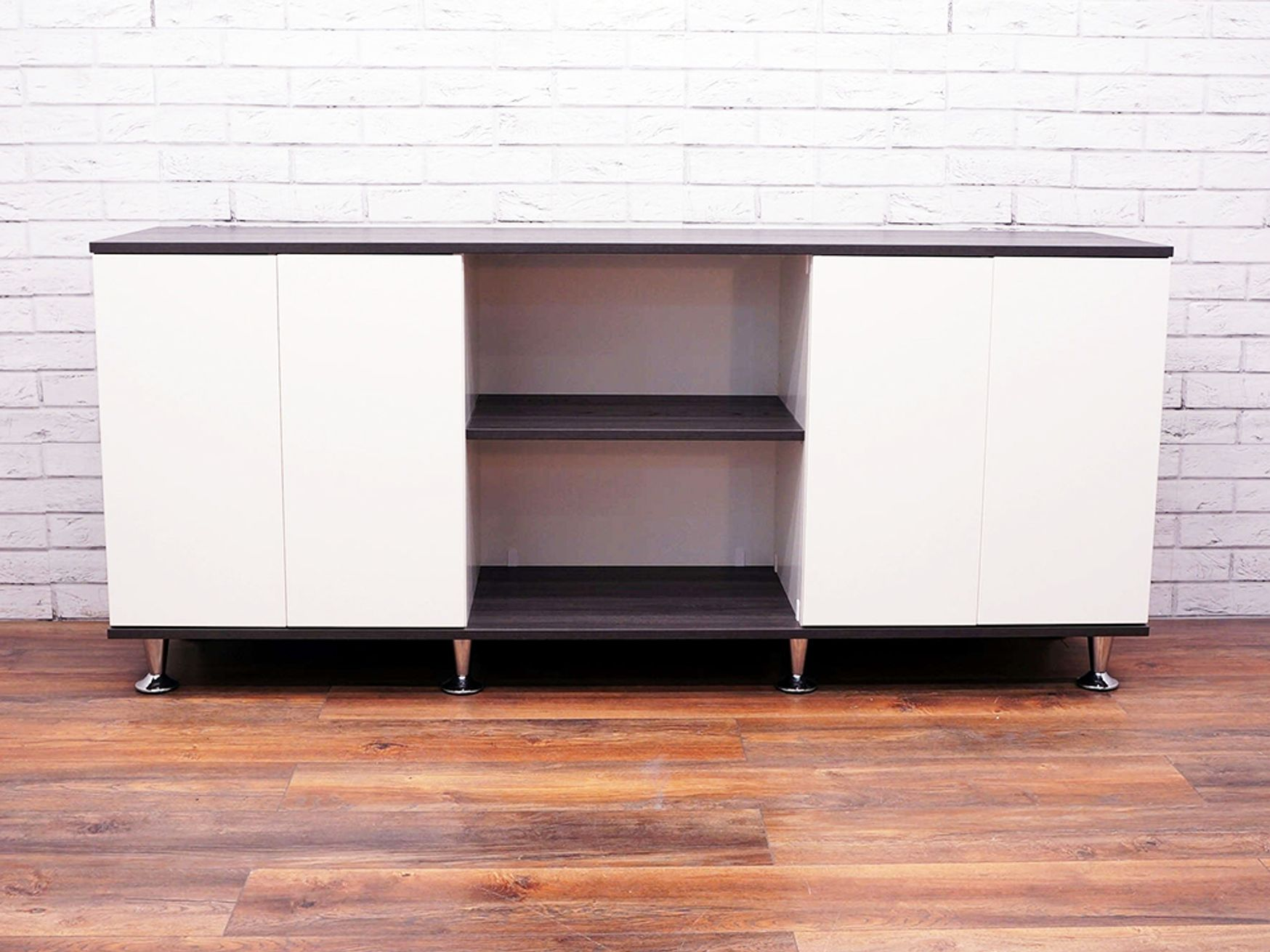 Brand New Bespoke Desk High Credenza Unit