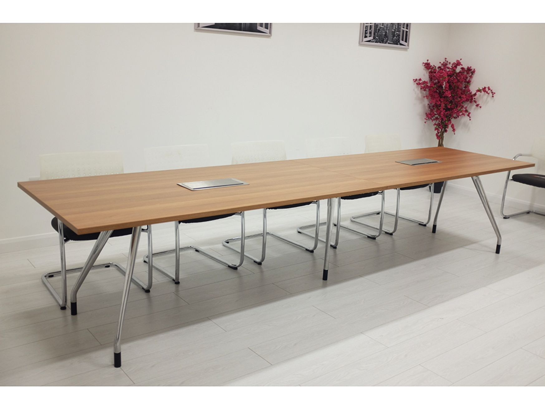 <b>Used Herman Miller Abak tables</b> - various finishes available