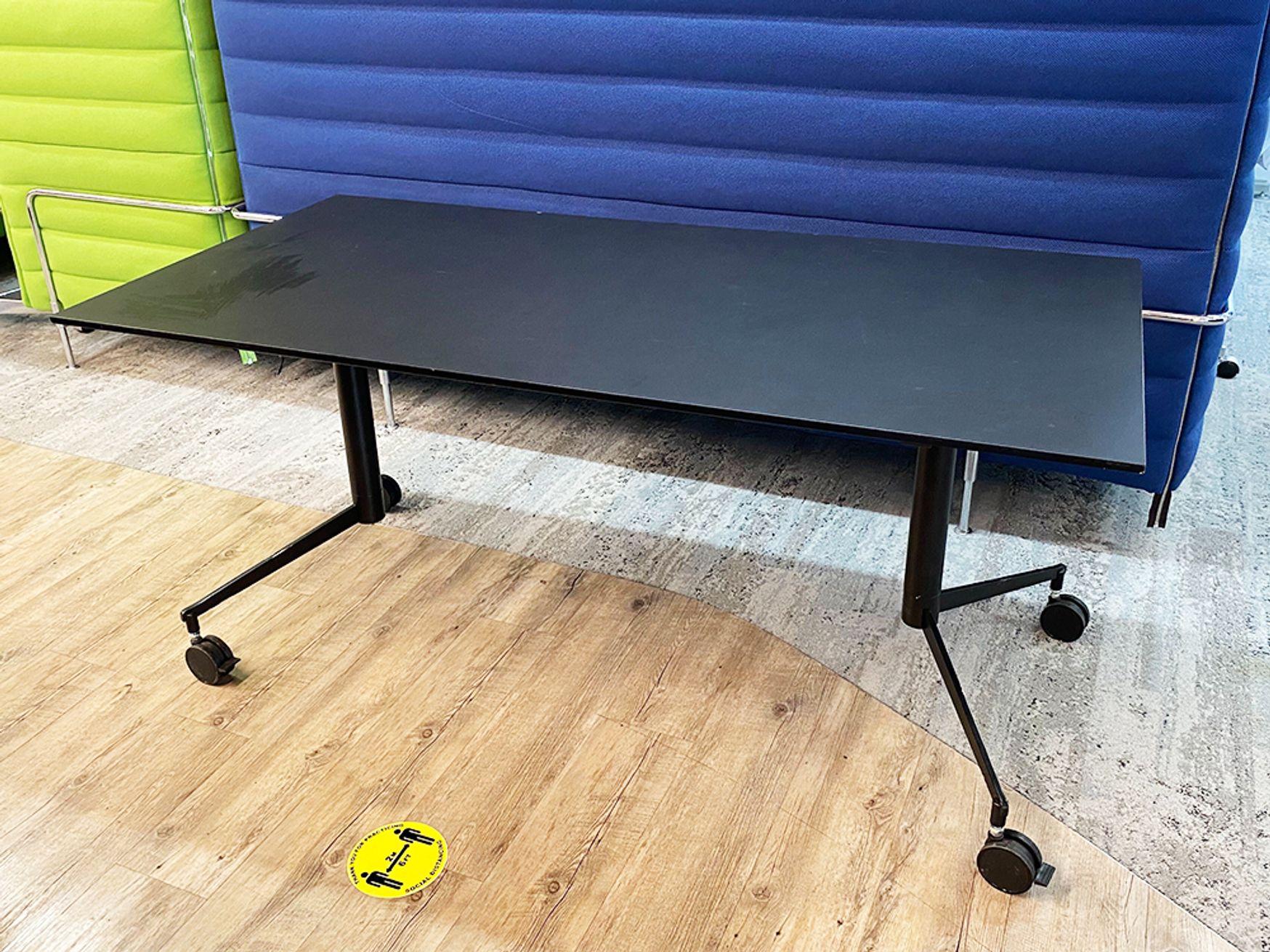 Used Hans Thyge & Co Woodstock Flip top folding Tables