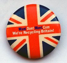 Here to help you recycle your good quality office furniture and associated office products -for a sensible price! <b>Click The Badge</b>