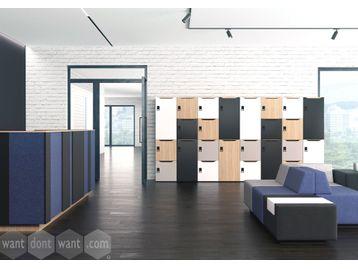 Brand New Modular and Customisable Lockers