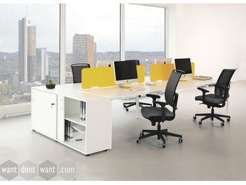 Brand New Bench Desks - Screens and Storage available separately