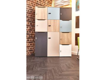 Brand New Modular and Customisable Lockers