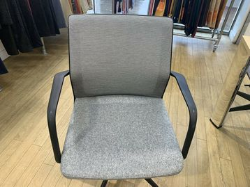 Superb used Orangebox 'Workday Lite' chairs on castors