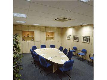 Bespoke office furniture - Boardroom solutions