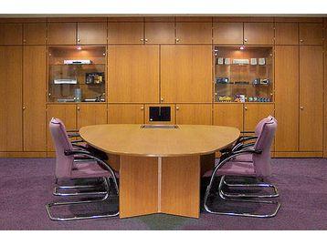 Mediawall presentation systems - Bespoke office furniture