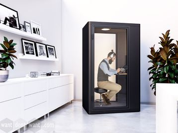 <b>IN STOCK NOW!</b> Brand new excellent design phone/work booths.