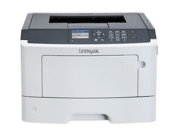 Brand new Lexmark M1145 - 42 page per minute black and white desktop printer.