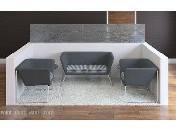 Contemporary Sofa and Armchairs