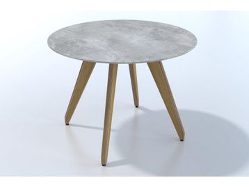 Stylish and Elegant Timber Leg Coffee Tables
