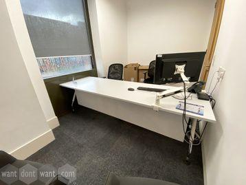 Used Vitra 'Ad Hoc' desks