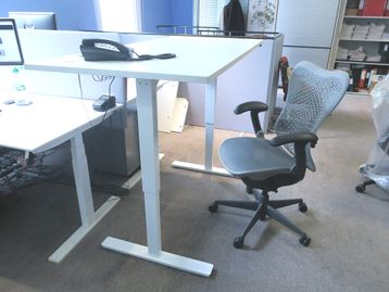 Brand New Electric Height-Adjustable 'Sit-Stand' Desks in choice of sizes and finishes.