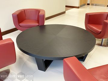 Used large contemporary reception/breakout table