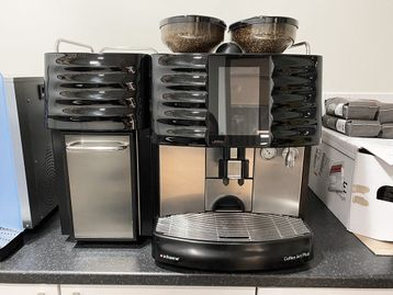 Used Schaerer 'Coffee Art Plus' machine in good working order.