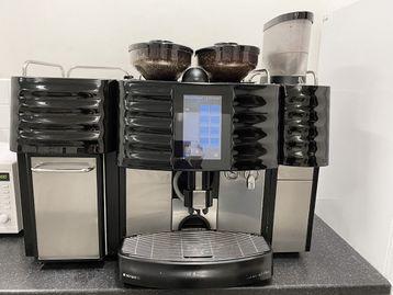 Used Schaerer 'Coffee Art Plus' machine - this machine makes both coffee and hot chocolate