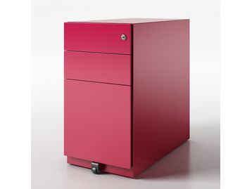 Bisley Quality 3-drawer Slimline Pedestals in a variety of finishes
