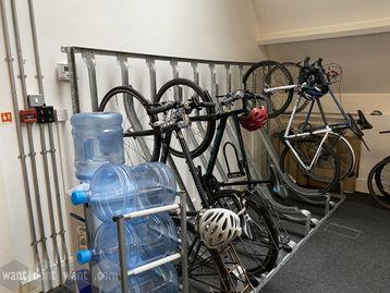 Used Bike racks each to take 10 x bikes
