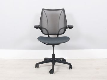 Refurbished Humanscale 'Liberty' Chairs. One of the most popular Homeworking chairs. Delivered to your home in 24/48 Hours!