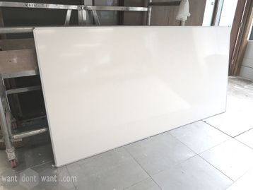 Dry wipe White Boards 2400mm x 1200mm