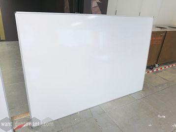 Dry wipe White Board 1800mm x 1200mm