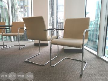 Used Thonet S55 Meeting Boardroom Chair
