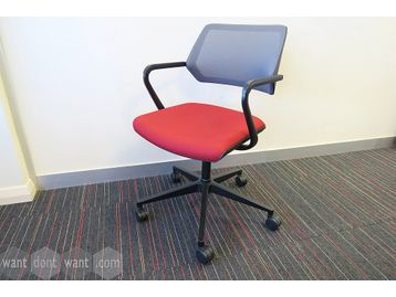 Steelcase 'Qivi' meeting/conference chairs