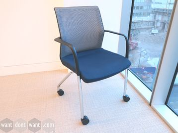 Used Orangebox 'Workday' Chair on Castors
