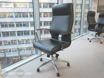 Used Open Plan 'Harmony' High Back Executive Chair
