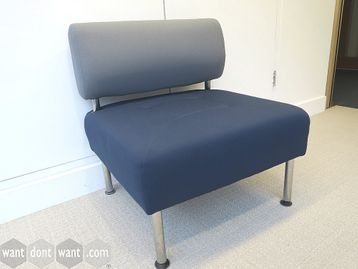Used Pledge 'Koko' Single Seat Armchair