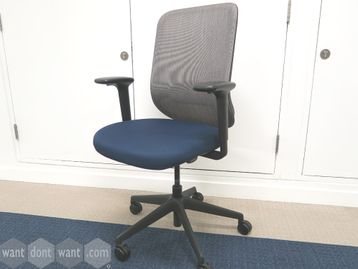 Used Orangebox Do Mesh Back Operator Chair
